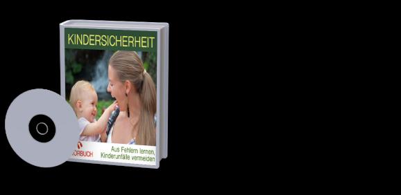 Kindersicherheit - Hörbuch-Download 3 CDs