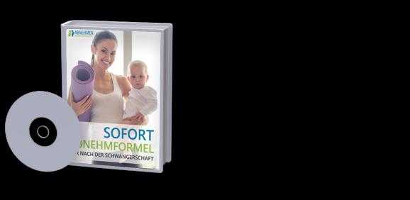 SOFORT-Abnehmformel für nach der Schwangerschaft