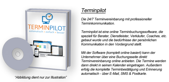 Terminpilot - Die online Terminvereinbarung
