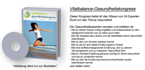 Vitalbalance-Gesundheitskongress