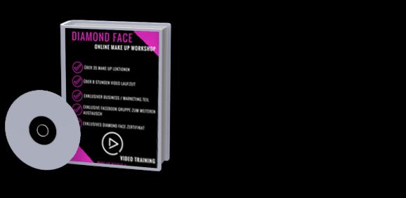 Diamond Face Online Make up Workshop