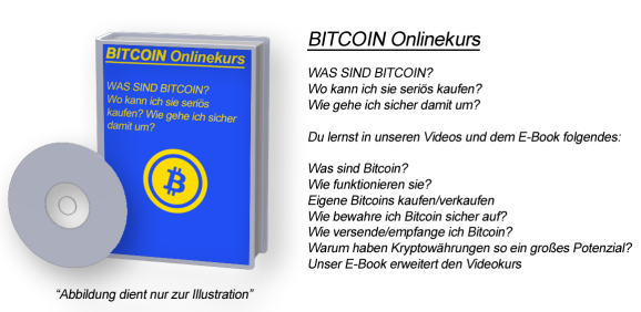 BITCOIN Onlinekurs