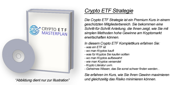 Crypto ETF Strategie