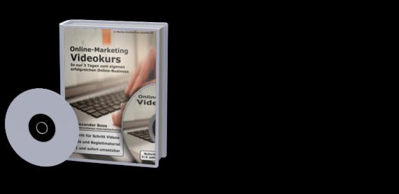 Step-by-Step Online Marketing Videokurs